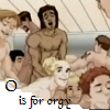 Jase: O is for Orgy