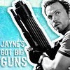 [Firefly] Jayne Big Guns