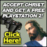 accept christ playstation