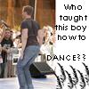 Adam, dance, nodance