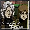 Ghost in the Shell fanfic (Kuze x Togusa)