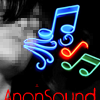> anonymous sound