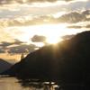 Sunset at Lake Wakatipu