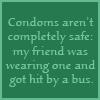 [f] condoms