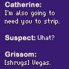 juneprota: CSI: Q-Strip