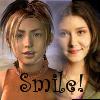 Smile! Kaylee and Rikku