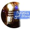 Lauren: DW - Dalek