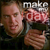 And now a word from our sponsor...: Make my day - NCIS