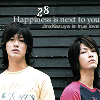 Akame.  Happiness Is Next To You.