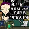 foamy melting your brain