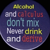 drink and derive, math