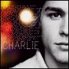 Mark: guy Charlie half face