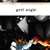 grrarghing userpic