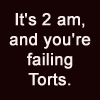 failing torts