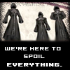 spoil everything, organization xiii