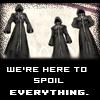 spoil everything, organization xiii