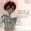 V: Haruhi - Don't Leave Me Alone