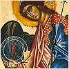 the Archangel Gabriel: Medieval