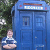 Brendan and Police Box