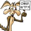 drax0r: Wylie Coyote - omgwtf
