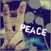 Katrina: peace