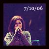 Kel: addicted tour 7/10/06