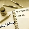 WriterCon in Europe Mini-Meets