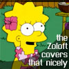 Zoloft covers that nicely