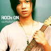 Shige / rock on