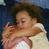 Kat Matthew hug and kiss