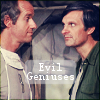 BJ & Hawkeye - Evil Geniuses