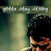 John - strong