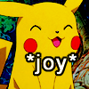 Chaos..panic..disorder...my work here is done.: Pikachu joy