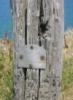 pee spot on eastern England coast