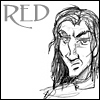 Unstinted love and death.: Red-Snape