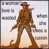 running gun