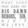 [Firefly] Big Damn Heroes text