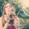 Her Majesty Emperor of the Universe: bubbles