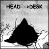 Aya: headdesk