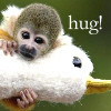 Lou: hug