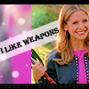 Buffy Weapons