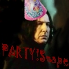 g: Harry Potter: Snape!party