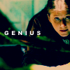 madbibliomancer: genius