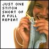 stitch short