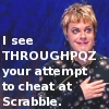 Eddie Scrabble