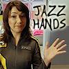 SPD Z jazz hands