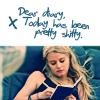 lost// dear diary