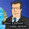 Hybrid Pimp-Mobile