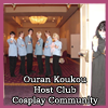 Ouran Koukou Cosplay Community