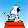 tyrical: Snoopy_Got my work on